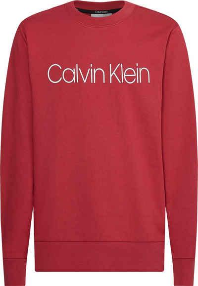 Calvin Klein Sweatshirt »COTTON LOGO SWEATSHIRT«