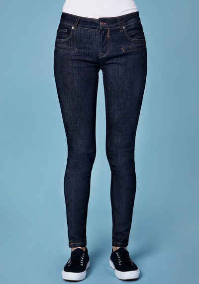 BLUE FIRE Skinny-fit-Jeans »ALICIA-BF«