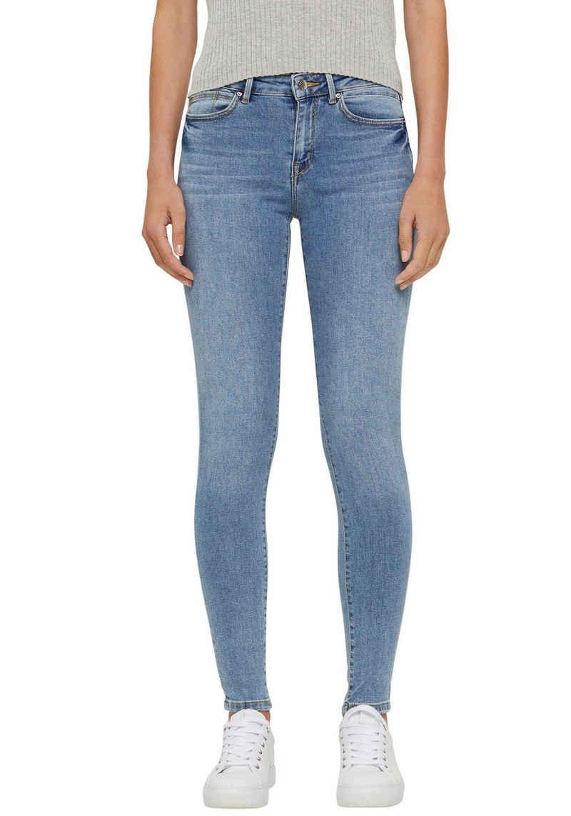Esprit Skinny-fit-Jeans mit Stretch Komfort