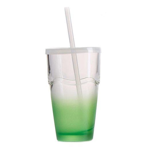 Ritzenhoff & Breker Longdrinkglas »Cool Summer Grün, 370 ml«, Glas