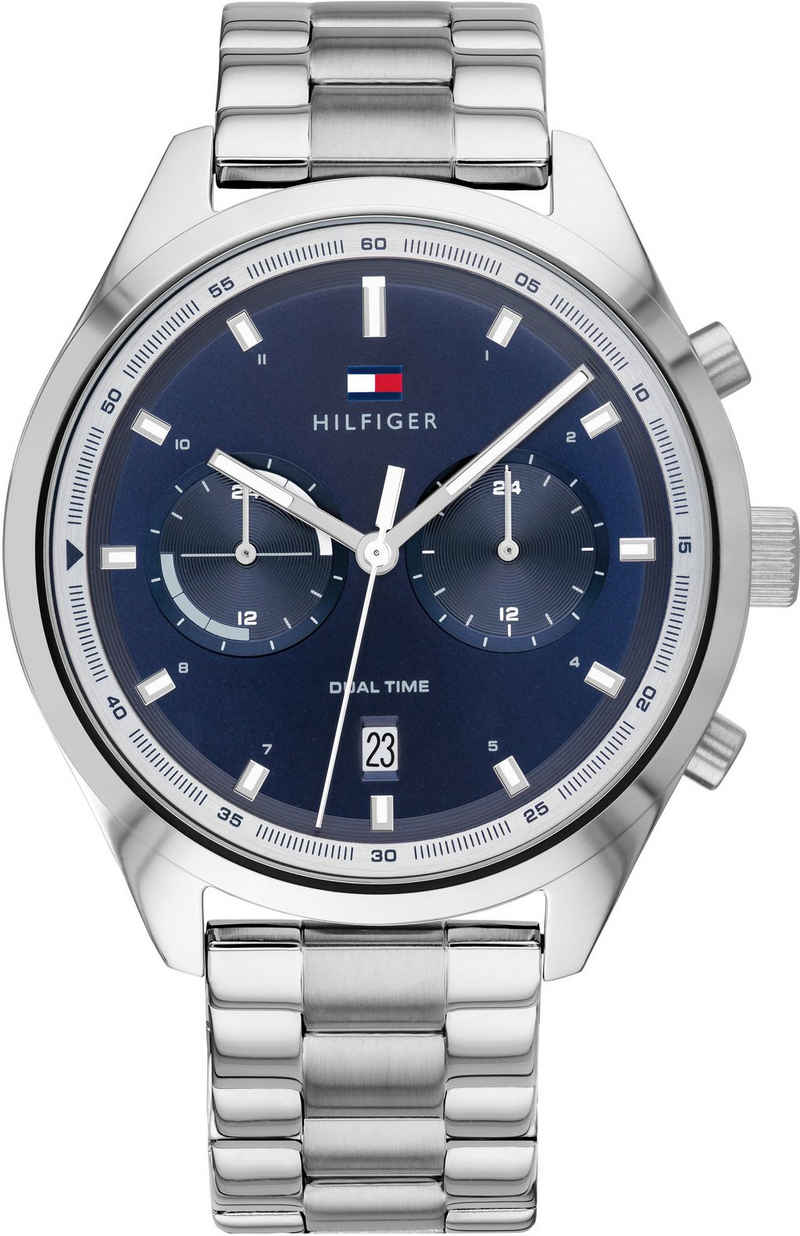 Tommy Hilfiger Multifunktionsuhr »Casual, 1791725«