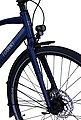HAWK Bikes Trekkingrad »HAWK Trekking Gent Super Deluxe Plus Ocean Blue«, 8 Gang Shimano Nexus Schaltwerk, Bild 5