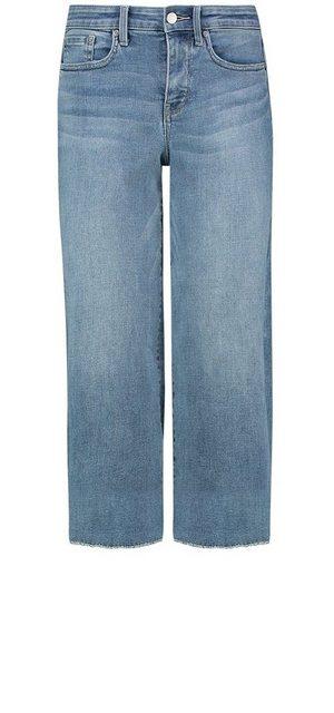 Hosen - NYDJ Wide Leg Capri »in Premium Denim« › blau  - Onlineshop OTTO