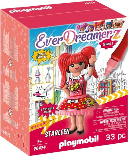Playmobil® Konstruktions-Spielset »Starleen - Comic World (70474), EverDreamerz«, Made in Europe
