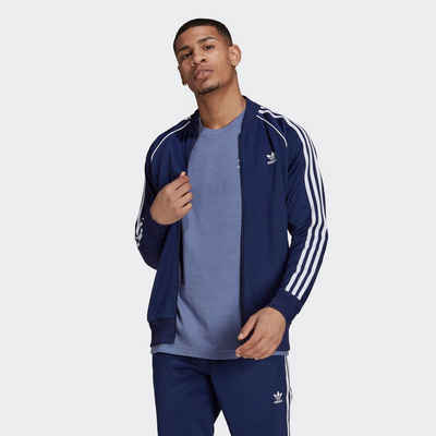 adidas Originals Trainingsjacke »SST TRACKPANTS PRIME BLUE«
