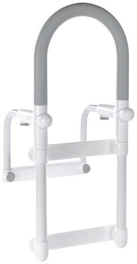 Ridder Badewannen-Einstiegshilfe Comfort, belastbar bis 100 kg, Einstiegshilfe; Verstellbare Tiefe: 6-13 cm