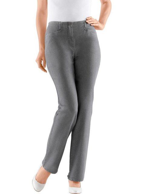 Hosen - Cosma Dehnbund Jeans › grau  - Onlineshop OTTO