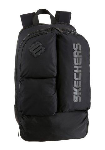 Skechers Cityrucksack su praktischer Einteilung...
