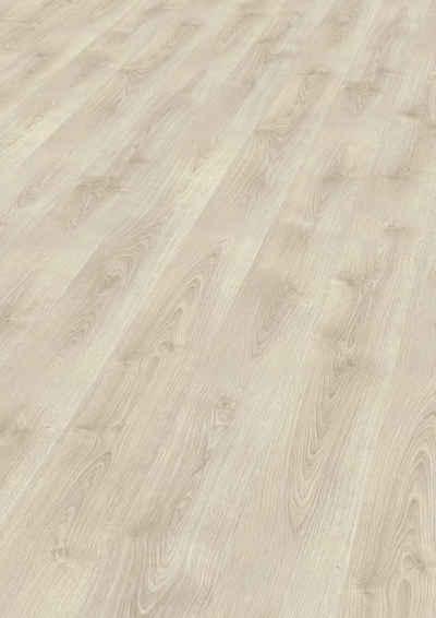 EGGER Laminat »Brook Eiche weiss«, 7mm, 2,494m², authentische Holzoptik, universell einsetzbar