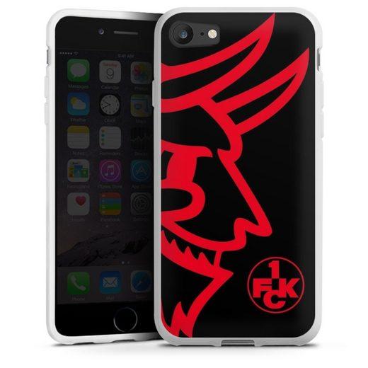DeinDesign Handyhülle »FCK Dauerkarte« Apple iPhone SE (2020), Hülle 1. FC Kaiserslautern 1. FCK Offizielles Lizenzprodukt