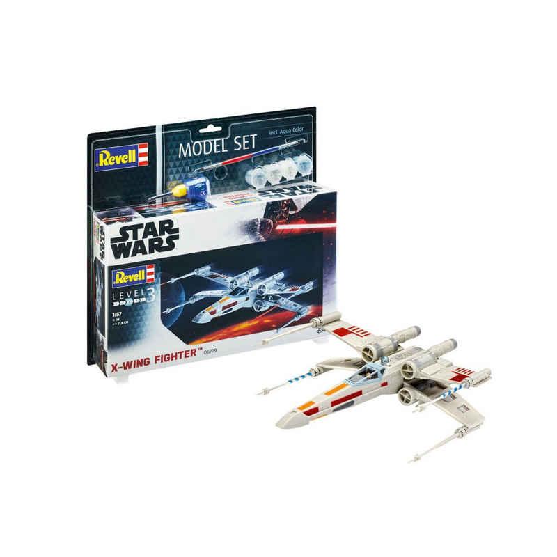 Revell® Modellbausatz »Model Set X-Wing Fighter 66779«
