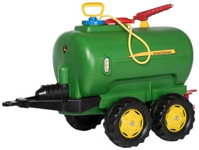 Rolly Toys Kinderfahrzeug-Anhänger »John Deere«, Tanker für Trettraktoren