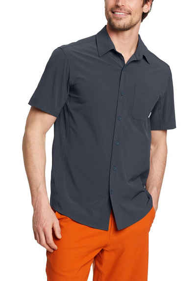 Eddie Bauer Funktionshemd Departure Hemd mit Perforationen