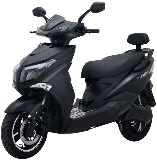 ELEKTROROLLER FUTURA E-Motorroller »Angry Hawk«, 4000 W, 80 km/h