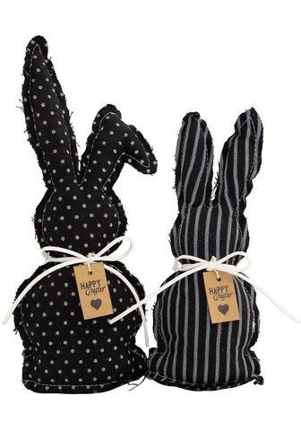 Osterhase »Happy Easter« (Set 2 vienet...