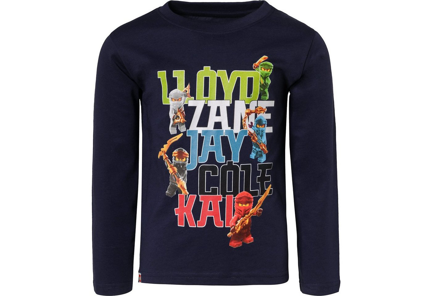 lego® -  Ninjago Langarmshirt für Jungen