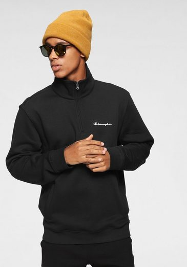 Champion Sweatshirt »HALF ZIP SWEATSHIRT«