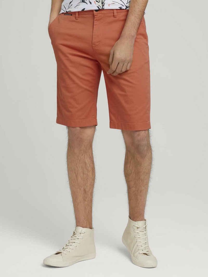 TOM TAILOR Denim Chinoshorts »Chino Slim Shorts«
