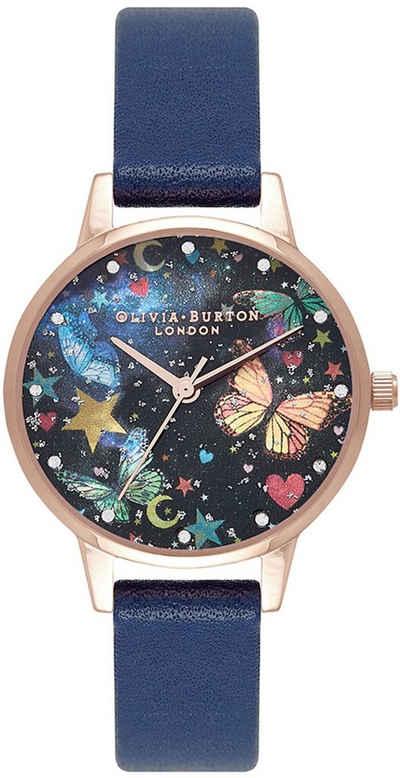 OLIVIA BURTON Quarzuhr »Night Garden, OB16WG81«