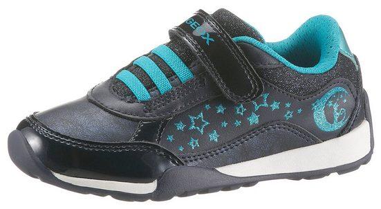 Geox Kids »Jocker Plus Girlom« Sneaker mit Klettverschluss und Gummiband