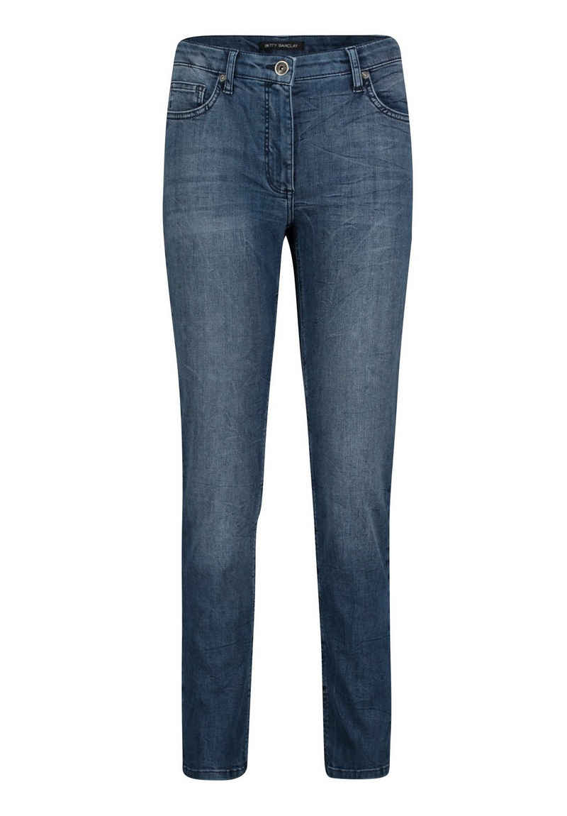 Betty Barclay 5-Pocket-Jeans »mit Waschung« Stone-Waschung