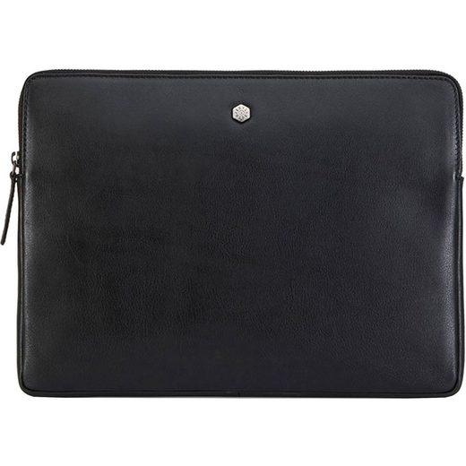 Jekyll & Hide Laptop-Hülle »New York«, Leder