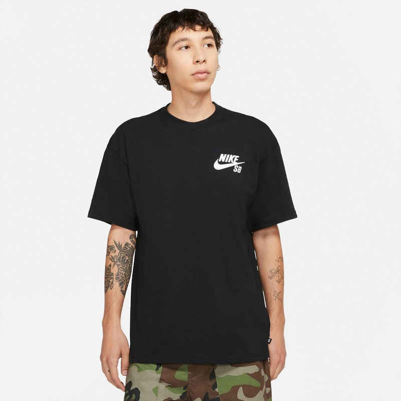 Nike SB T-Shirt »SB MENS LOGO SKATE T-SHIRT«