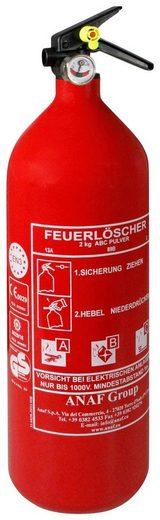 ANAF Pulver-Feuerlöscher, ABC-Pulver