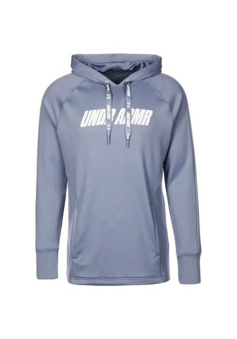 Under Armour ® megztinis su gobtuvu »Baseline«
