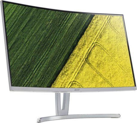 Acer ED273 LED-Monitor (1920 x 1080 Pixel, Full HD, 4 ms Reaktionszeit)