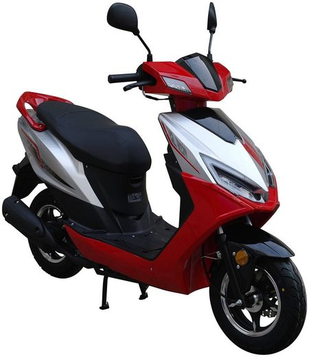 GT UNION Mofaroller »Sonic X 25«, 50 ccm, 25 km/h, Euro 5