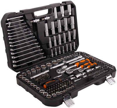 Profiwerk Werkzeugset, (215-St), im Koffer