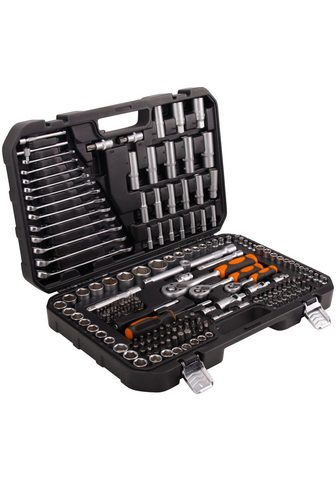 Profiwerk Werkzeugset (215-St) im Koffer
