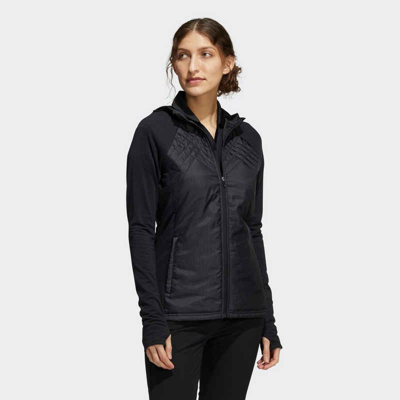 adidas Performance Hoodie »Sport Performance Recycled Polyester Quilted Kapuzenjacke«