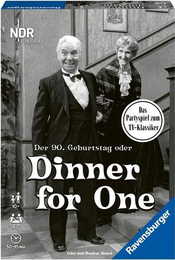 Ravensburger Spiel, »Dinner for one«, Made in Europe, FSC® - schützt Wald - weltweit