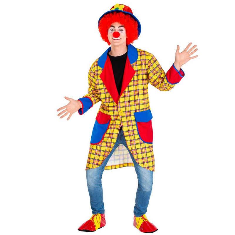 dressforfun Clown-Kostüm »Herrenkostüm Clown Fridolin«