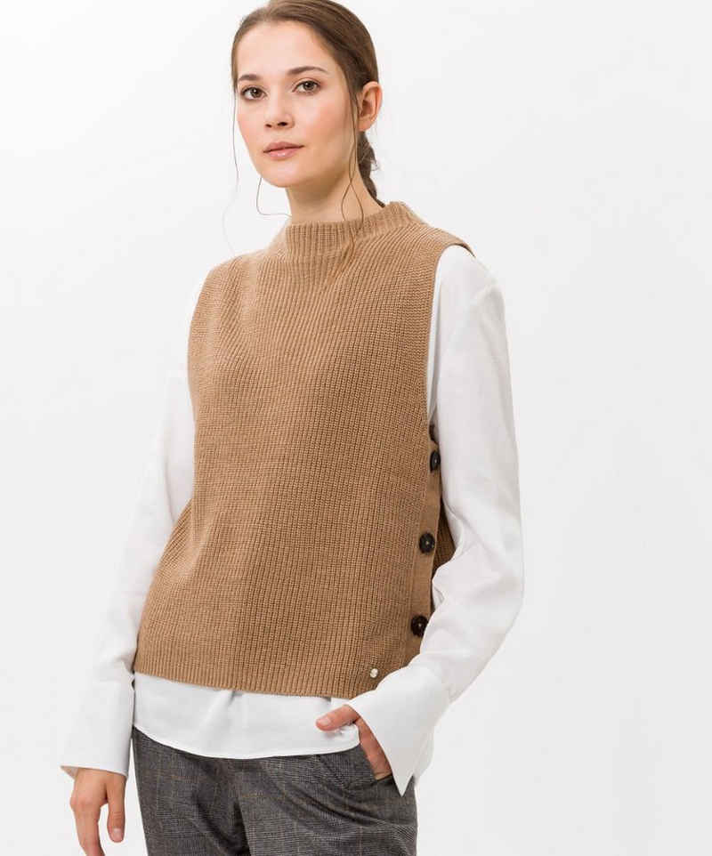 Brax Strickpullover »Style EMILIA«