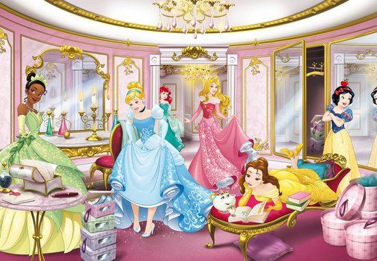 Komar Fototapete »Princess Mirror«, glatt, Comic, bedruckt, (Packung), ausgezeichnet lichtbeständig