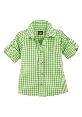 OS-Trachten Tautinio stiliaus marškiniai Kinder ka...