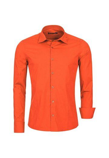 RedBridge Langarmhemd »Chula Vista« im Slim Fit-Schnitt