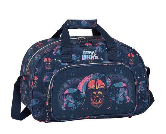 Star Wars Sporttasche »Star Wars - Todesstern - Sporttasche, 40x24x23 cm« (Reißverschluss, Jungen), Geringes-Gewicht