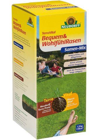 Neudorff Rasensamen »TerraVital Bequem&Wohlfühl...