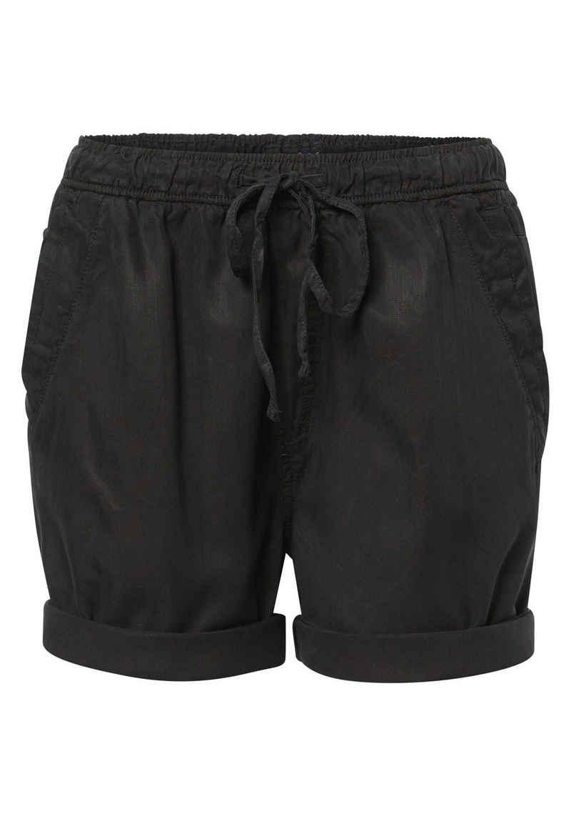 Chiemsee Shorts »einfarbig aus leichtem Twill« (1-tlg)