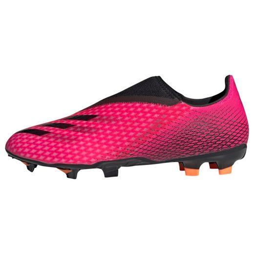 adidas Performance »X Ghosted.3 Laceless FG Fußballschuh« Fußballschuh