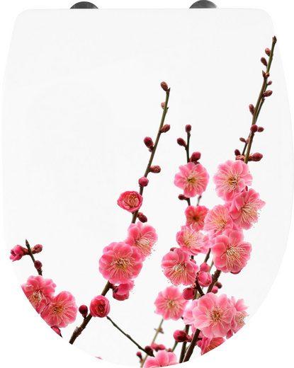 CORNAT WC-Sitz »Kirschblüte«