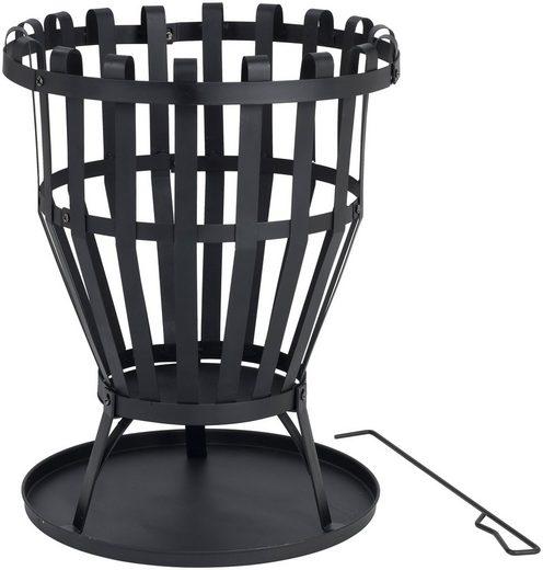 TEPRO Feuerkorb »Williston«, ØxH: 45x57 cm