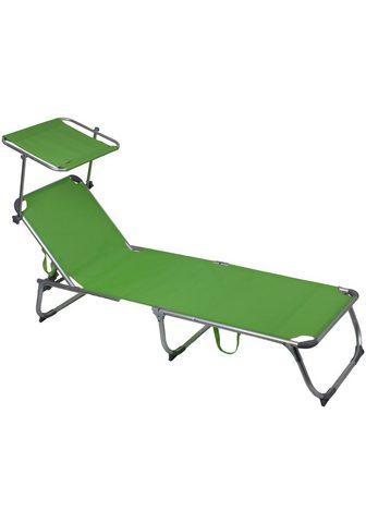 Garden Pleasure Sodo gultas »KISO« su Uždanga nuo saul...