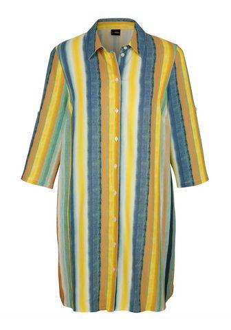 MIAMODA Ilgi marškiniai su Eingrifftaschen