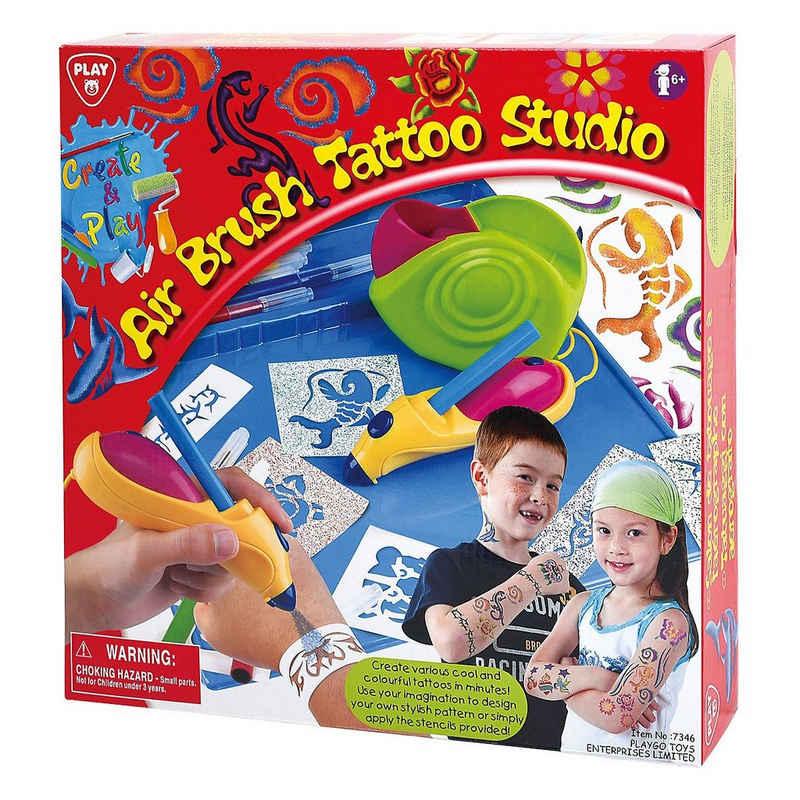 Playgo Schmuck-Tattoo »Air Brush Tattoo Studio«