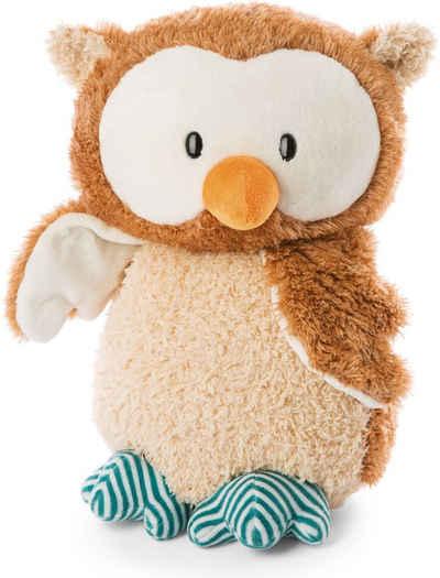 Nici Kuscheltier »The Owlsons, Baby-Eule Owlino, 40 cm«, mit drehbarem Kopf